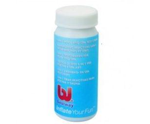 Strisce test 5 funzioni:  cloro