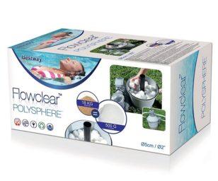 Sfere per filtrazione flowclear polysphere.