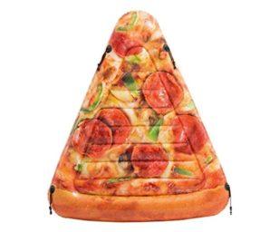Materassino pizza cm 175x145 con stampa realistica.