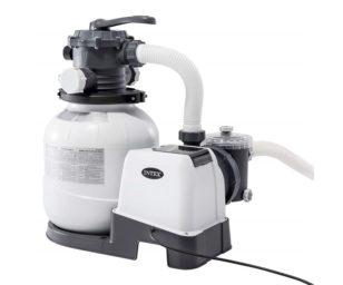 Pompa a sabbia da 7.900 lt/ora.