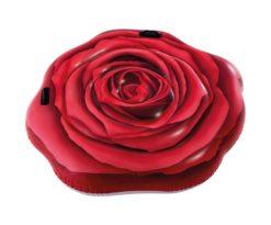 Materassino rosa rossa cm 137x132.