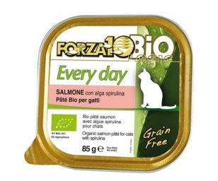 Forza 10 every bio cat salmone alga oliogir 85 g.