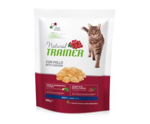 Trainer natural cat adult chicken 300 g.