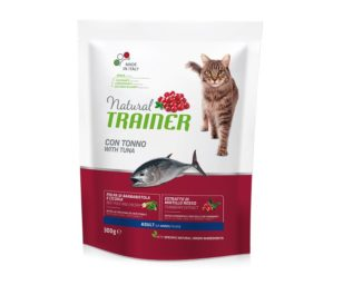 Trainer natural cat adult tuna 300 g.