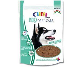 Cliffi pro oral fresh snack 100 g.