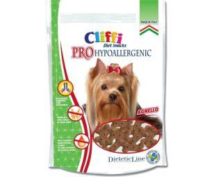 Cliffi pro hypoalergenic snack agnello 100 g.