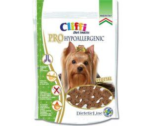 Cliffi pro hypoalergenic snack vegetal 100 g.