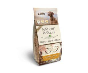 Cliffi agnello&zenzero nature bakery 200 g.