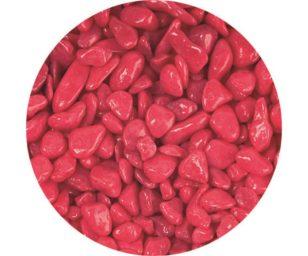 Mantovani ciottoli lucky rossi mm 8-14 1 kg.