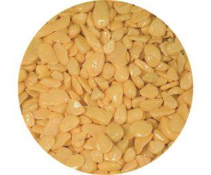 Mantovani ciottoli lucky gialli mm 8-14 1 kg.
