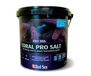 Mantovani sale coral pro 210 lt 7 kg.