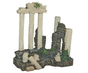 Mantovani decorazione colonne romane.