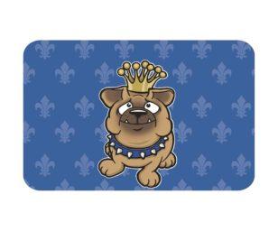 Mantovani tovaglietta king dog.