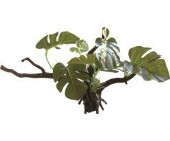 Mantovani decorazione legno con pianta s.