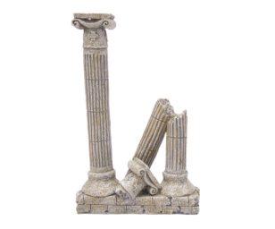 Mantovani decorazione colonne chiare.