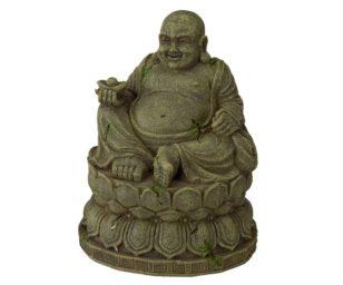 Mantovani decorazione buddha grasso.
