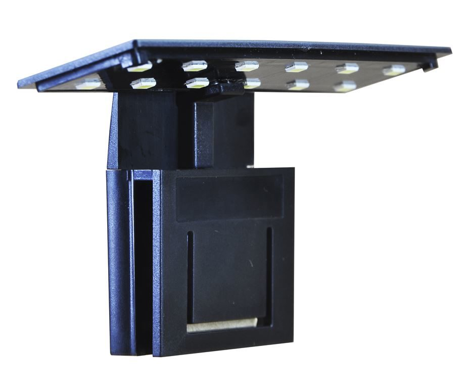 Mantovani plafoniera mini led nera.