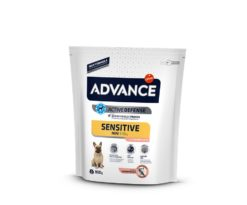 Affinity advance mini sensitive 800 g.