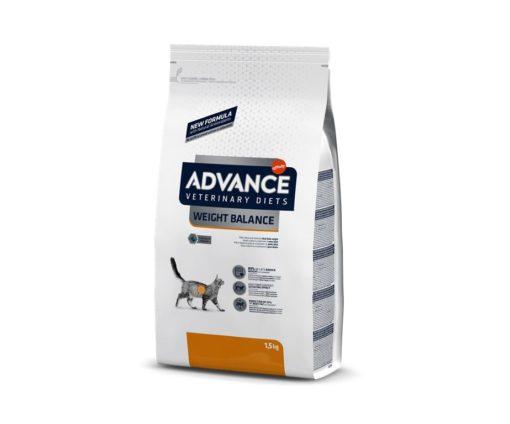 Affinity advance vet cat weight balance 1