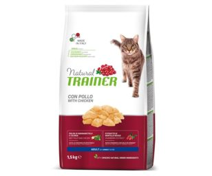 Trainer natural cat adult chicken 1