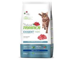 Trainer natural cat exigent beef 1