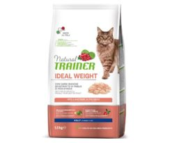 Trainer natural cat weight care wh meat 1