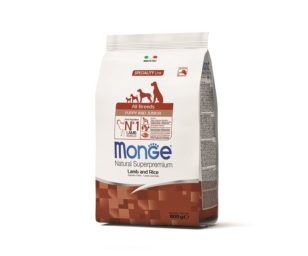 Monge all breeds puppy agnello/riso 800 g.