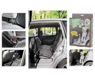 Copri sedile auto per animali.