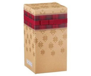 Xmas 2019 yankee candle - make your own box.