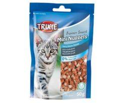 Trainer snack mini nuggets 50 g.
