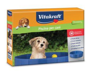 Vitakraft piscina per cani cm 80x20.
