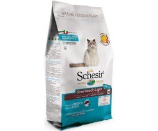 Schesir cat sterilized fish 1