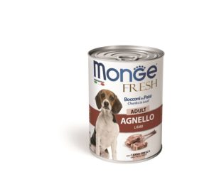 Monge fresh adult agnello 400 g.