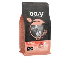 Oasy dry dog grain free adult small/mini tacchino 800 g.