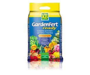 Kb garden fert ready 5 kg.