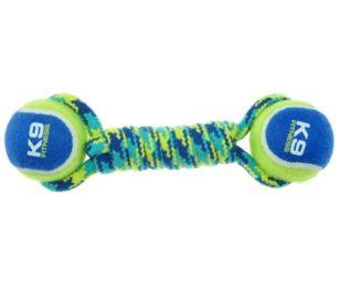Gioco doppia palla con corda cm 31.