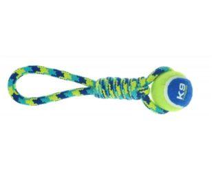Gioco corda palla da tennis cm 31.