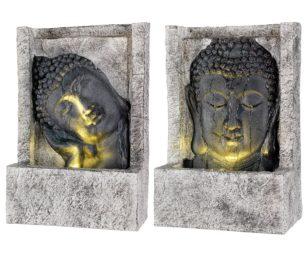 Fontana led buddha cm 13