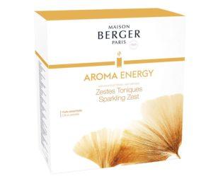 Aroma diffusore elettrico+ricarica energy 475 ml.