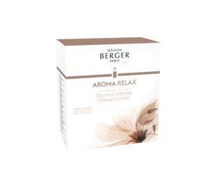Aroma diffusore elettrico+ricarica relax 475 ml.