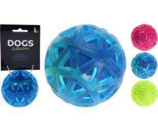 Gioco palla cani cm 8 assortiti.