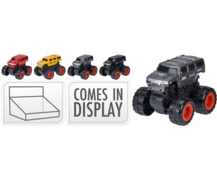 Monster truck cm 10.