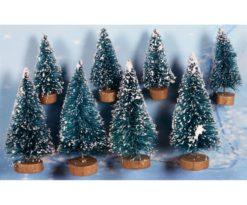 8 alberi (4 cm 5 + 4 cm 8).