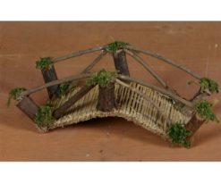 Ponte in legno cm 13x4.