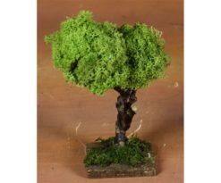 Albero lichene cm 15.