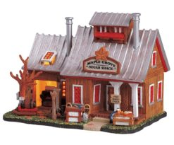 Maple grove sugar shack