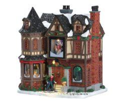 Scrooge's manor