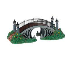 Victorian footbridge.