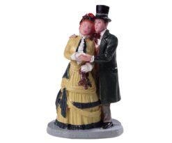 Dickens couple.