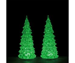 Crystal Lighted Tree